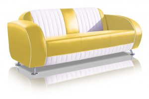 Fifties Sofa's