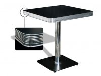 retro fifties bel air cafe diner tafel TO-23W